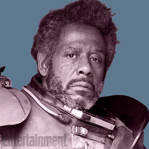 Saw Gerrera - Courtesy of Entertainment Weekly