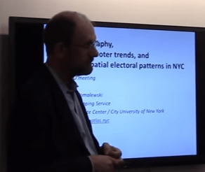 GIS & NYC Elections (Part 1 of 3)