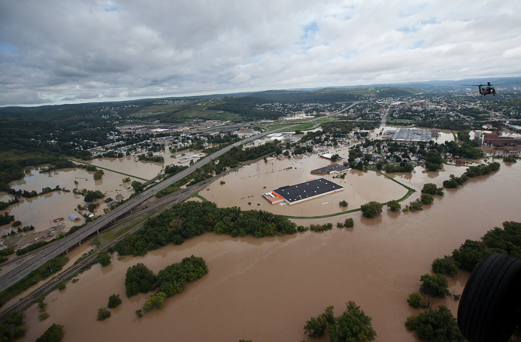 Aqueduct Global Flood Analyzer – web tool