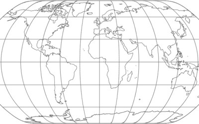 Webinar- Earth Reshaped: Designing World Map Projections