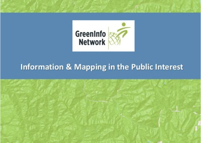 GreenInfo Network