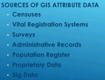 GIS Sources You Never Knew – Webinar Recording