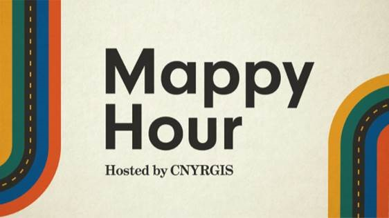 CNYRGIS GIS Day Mappy Hour