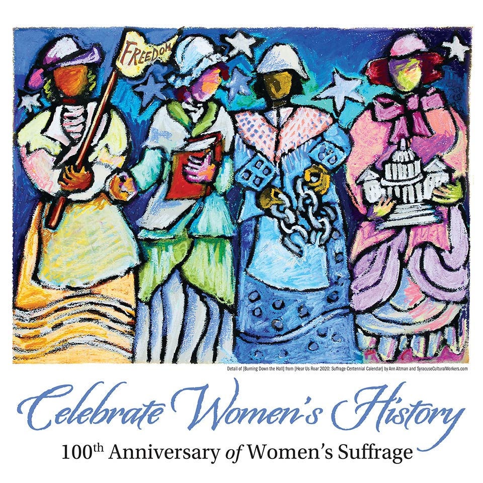 for women s history month celebrate