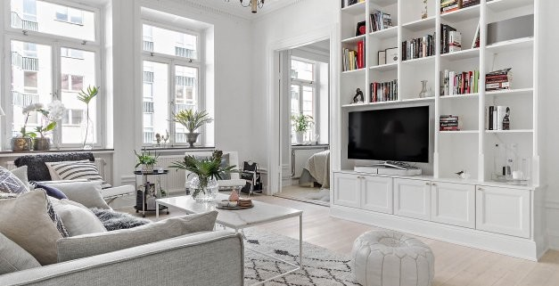 edinburgh apartment renovation instagram