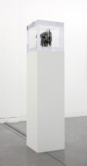 "Trevor Paglen und/and Jacob Appelbaum""Autonomy Cube"", 2014"