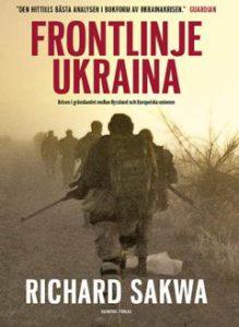 Frontlinje Ukraina