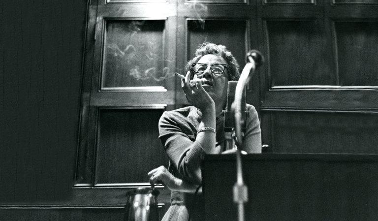 Filmen Hannah Arendt – Vita Activa