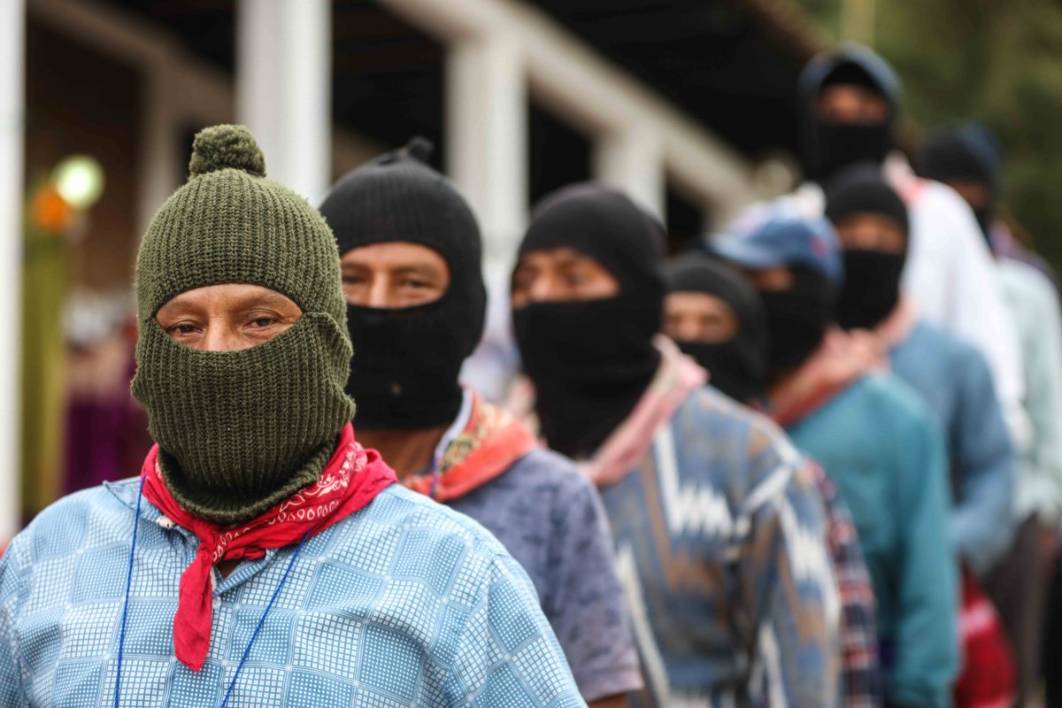 Zapatistenes resept for Mexico