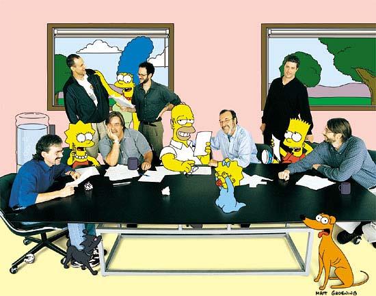 Serija The Simpson's je popularna še danes