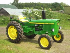 Parts for John Deere 1020 (20 Series)  Nick Young Tractor
