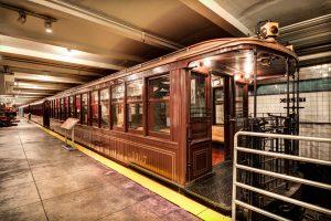 GM Vintage Fleet BRT Brooklyn Union Elevated Car 1407