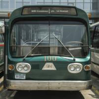 GM Vintage Fleet Bus 100