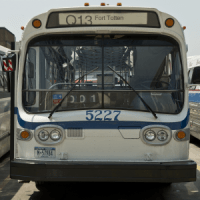GM Vintage Fleet Bus 5227