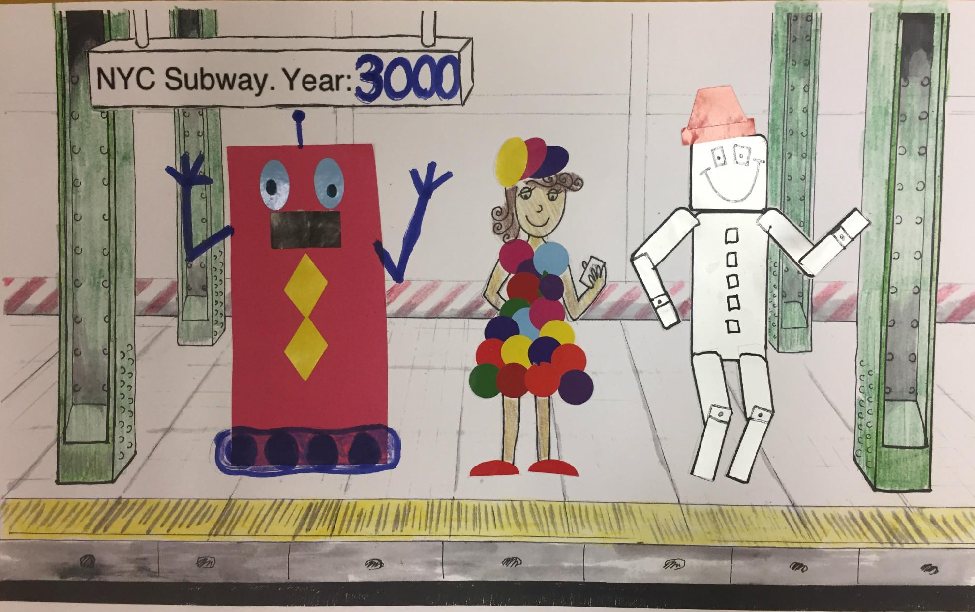 Passengers of the Future platform
