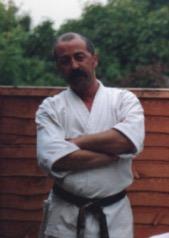 Sensei Dennis Dalby, 1987