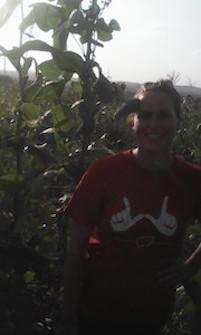 Meet Nyumbani Volunteer: Mary Kate O'Leary
