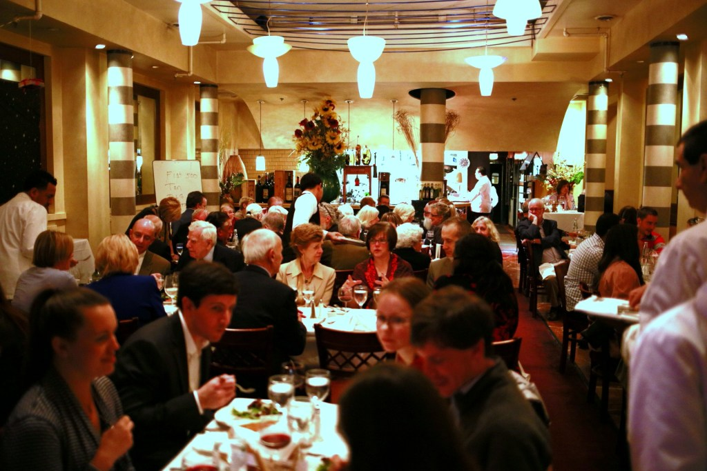 Special Dinner Celebrating the Life of Father D'Ag