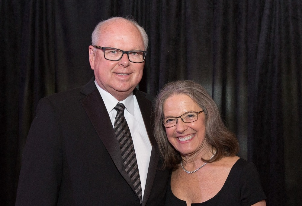 John and Patty Noel to receive Honorary Doctoral Degrees