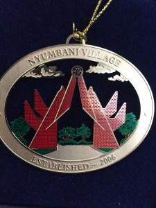 village-ornament