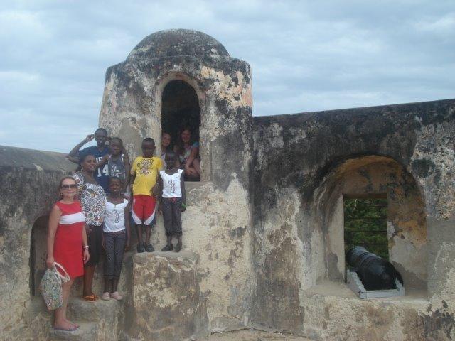 More favorite memories from Nyumbani!