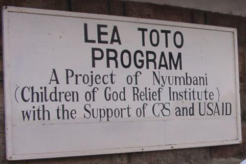 Staff Spotlight: Paul Mulongo, Lea Toto Program