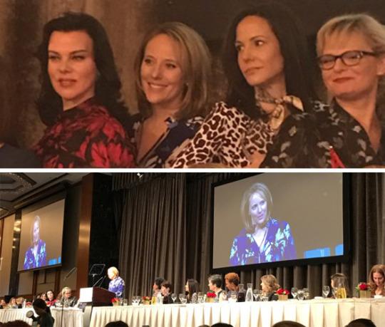 Bloomberg Media COO Jacki Kelley honored with Muse Award (Bloomberg Media)