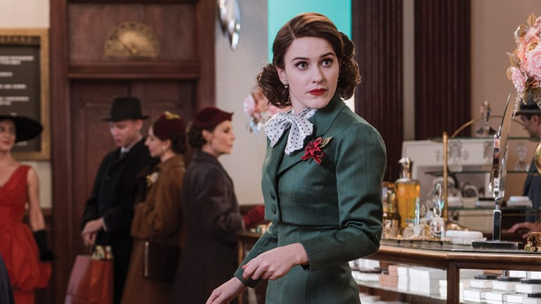 'Marvelous Mrs. Maisel' to Receive Designing Women Award (Variety)