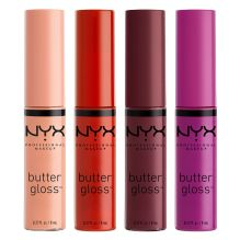「NYX PROFESSIONAL MAKEUP BUTTER GLOSS」の画像検索結果