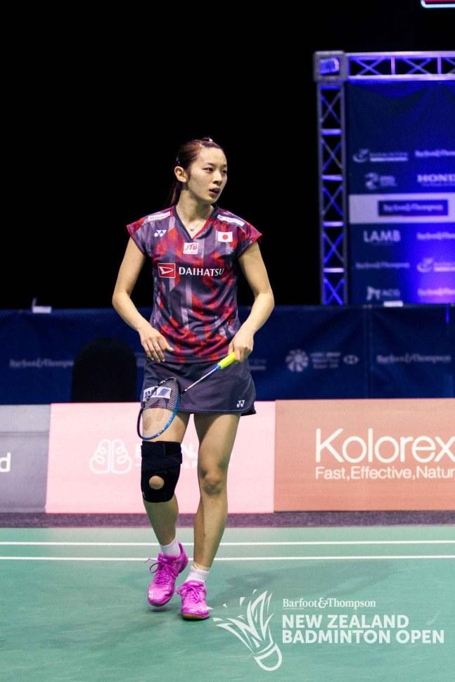 Sayaka Takahashi - Badminton NZ