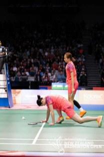 Cao / Yu - Evan Xiao for Badminton NZ