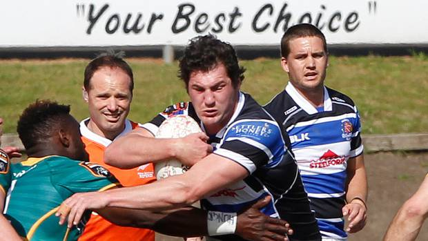 Campbell Hart was named player of the year for Steelform Wanganui in the Mitre 10 Heartland Championship.