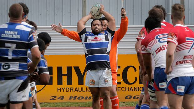 Former captain Roman Tutauha will make his long awaited comeback off the bench for Wanganui on Saturday.