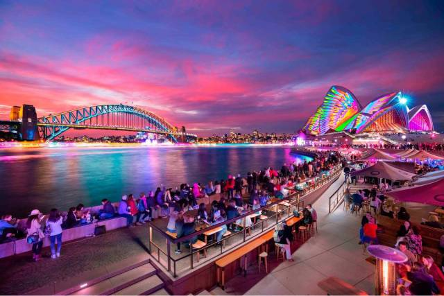 WIN A TRIP FOR TWO TO VIVID SYDNEY - NZ Herald