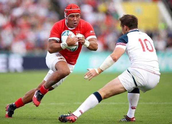 2019 Rugby World Cup: Tonga take down USA