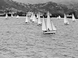 Disastrous centennial yacht race begins
