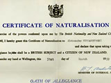 New Zealand citizenship established