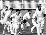 NZ's first test cricket victory