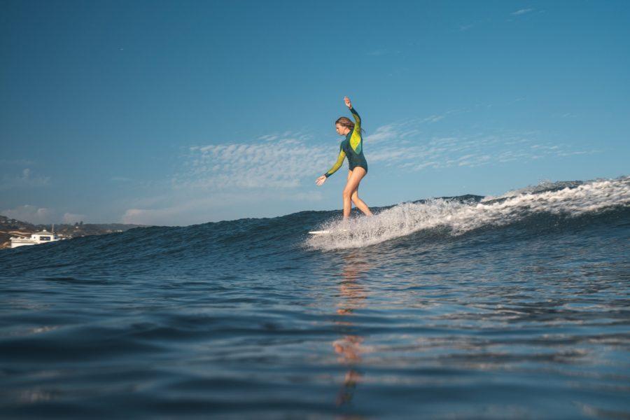 サーフィンにハマる瞬間