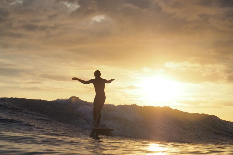 グライド感のあるサーフィンを楽しもう