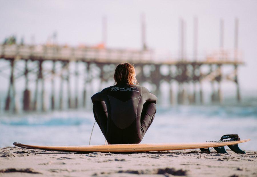 サーフィンの道具を揃えたら、あなたはもうサーファーです。