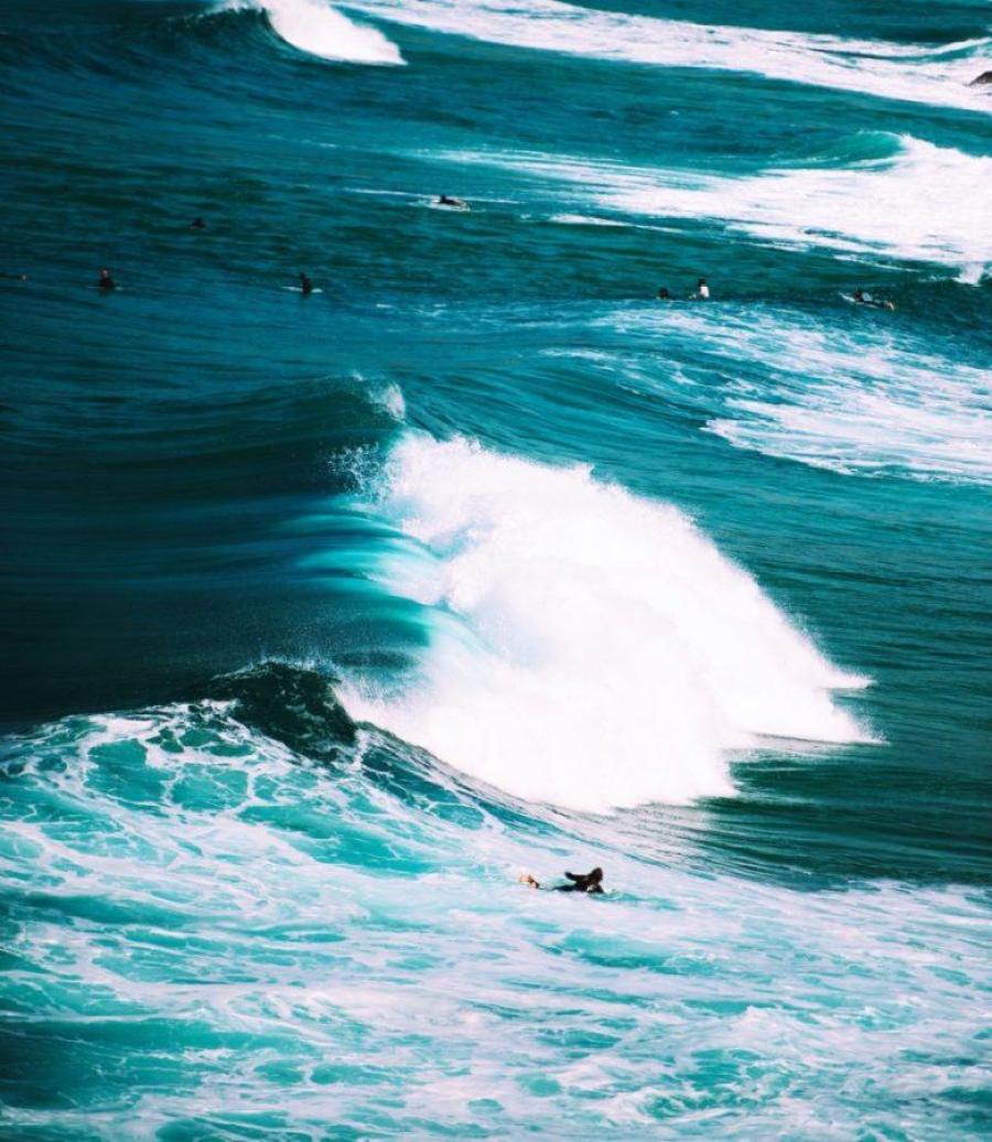 空いているサーフスポットでなければ、サーフィンが嫌いになってしまう