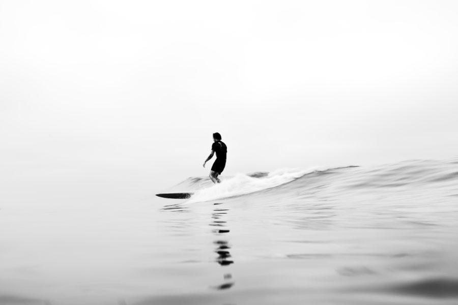 ロングボードこそ本来のサーフィン