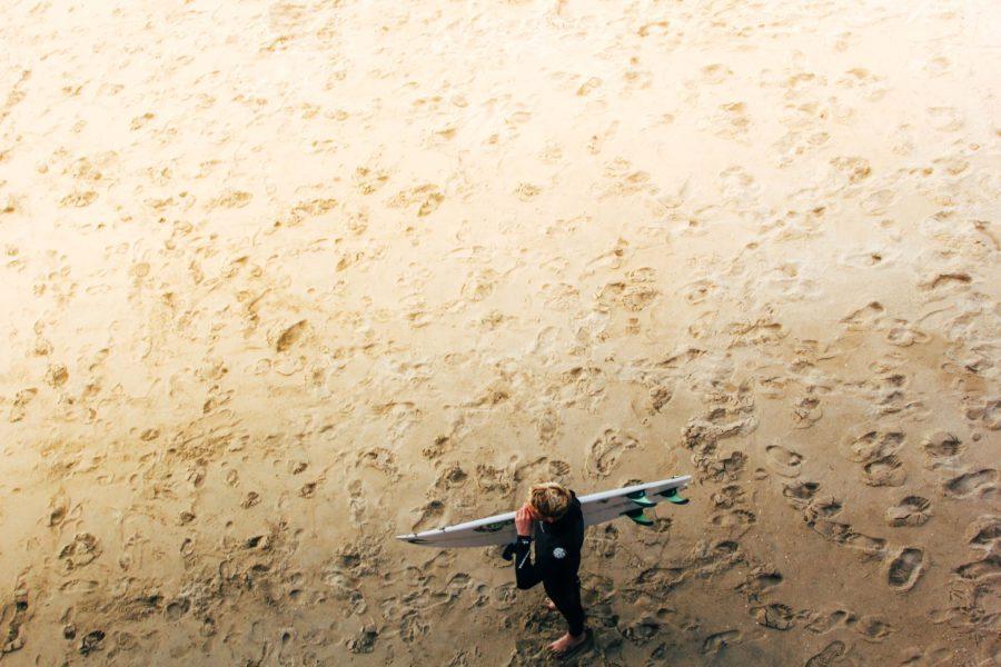 サーフィンに利き目と目線が与える影響