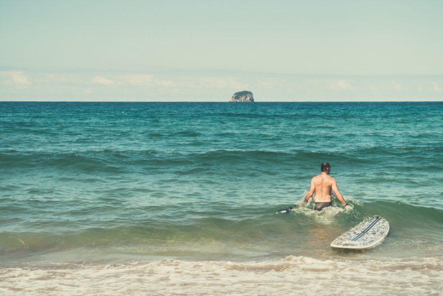 サーフィンは修行では無い