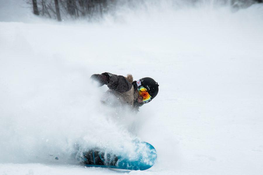 サーフィンとスノーボードの違い