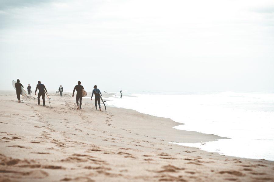 難しすぎてやめる人が多いのもサーフィン