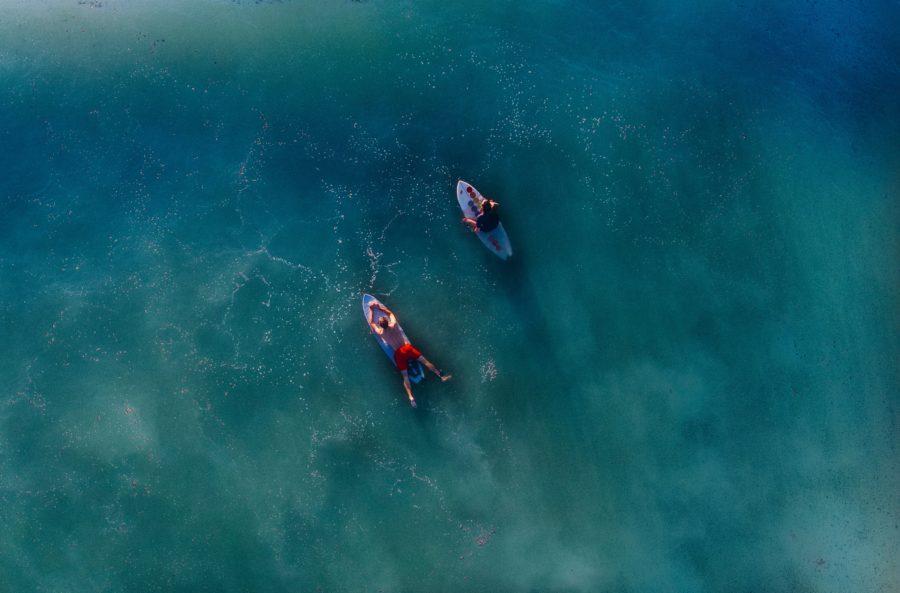 ローカルをリスペクトすれば、お互いに波を譲り合う気持ちが生まれます