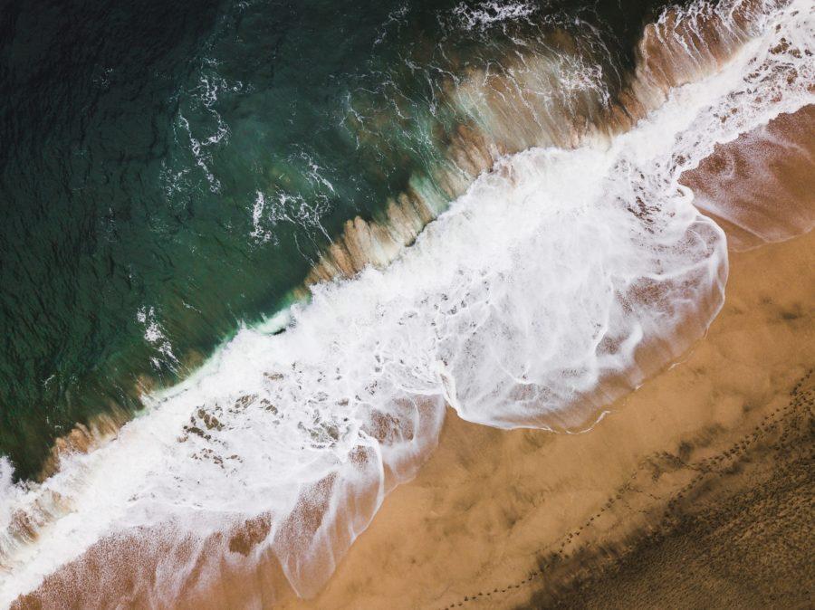 毎日サーフィンをすることで集中力が高まって行く