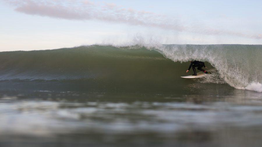 サーフィン初心者のターンに前足荷重が必要な理由
